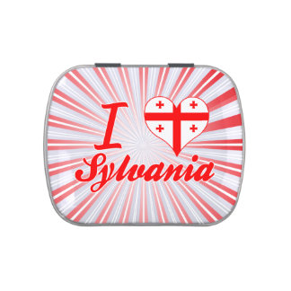 Amo Sylvania, Georgia Latas De Caramelos
