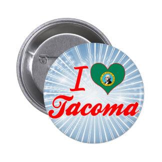 Amo Tacoma, Washington Pin