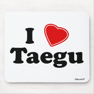 Amo Taegu Mousepad