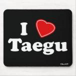 Amo Taegu Tapete De Ratón