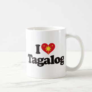 Amo tagalogo taza clásica