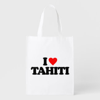 AMO TAHITÍ BOLSAS REUTILIZABLES
