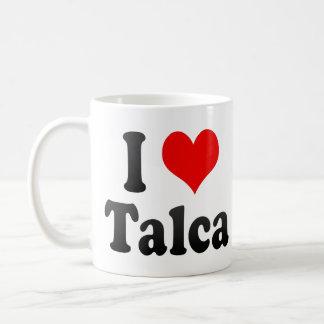 Amo Talca, Chile Taza