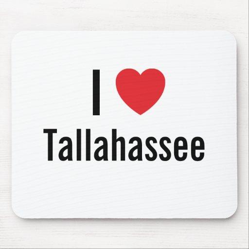 Amo Tallahassee Alfombrilla De Raton