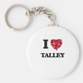 Amo Talley Llavero Redondo Tipo Pin
