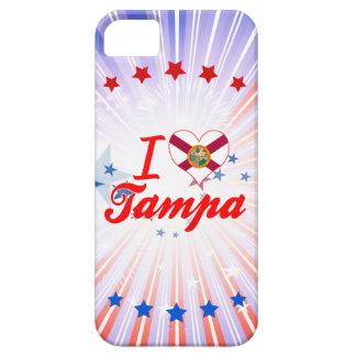 Amo Tampa la Florida iPhone 5 Case-Mate Fundas