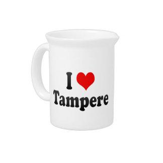 Amo Tampere Finlandia Jarrón