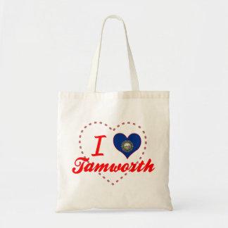 Amo Tamworth, New Hampshire Bolsa De Mano