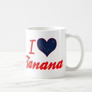 Amo Tanana, Alaska Taza