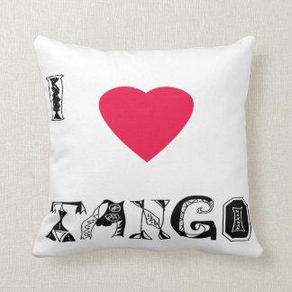 Amo tango cojín