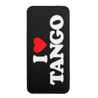 AMO TANGO FUNDA PARA iPhone 5