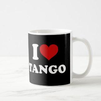 Amo tango tazas