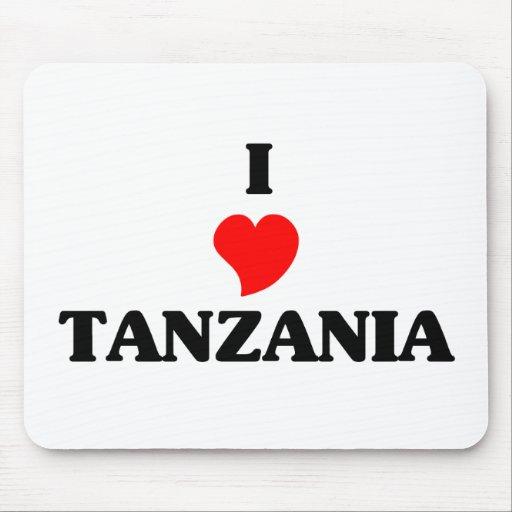 Amo Tanzania Tapetes De Ratones