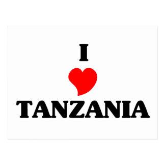 Amo Tanzania Postales