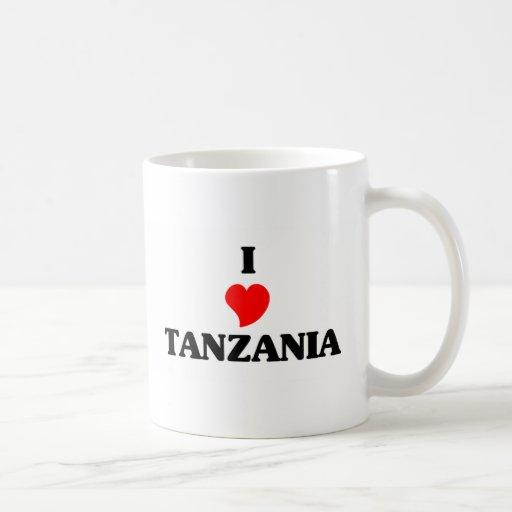 Amo Tanzania Tazas