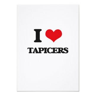 Amo Tapicers Invitación