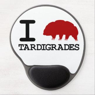 Amo Tardigrades Alfombrillas De Ratón Con Gel