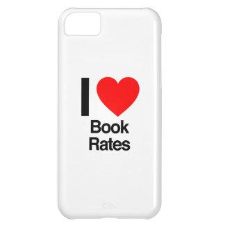amo tarifas del libro funda para iPhone 5C