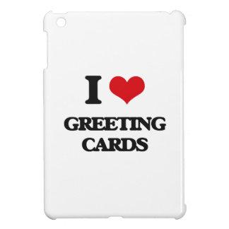 Amo tarjetas de felicitación