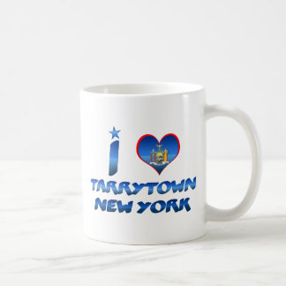 Amo Tarrytown, Nueva York Tazas