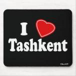 Amo Tashkent Alfombrilla De Ratones