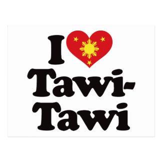 Amo Tawi-Tawi Postales