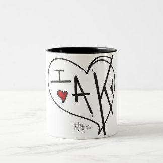 """""""Amo taza de Alaska"""""""