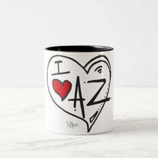 """""""Amo taza de Arizona"""""""
