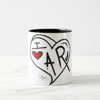 """""""Amo taza de Arkansas"""""""