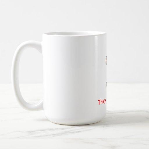 """""""Amo taza de café de las cabras"""""""