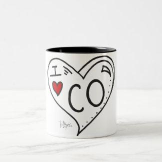 """""""Amo taza de Colorado"""""""