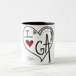"""Amo taza de Georgia"""