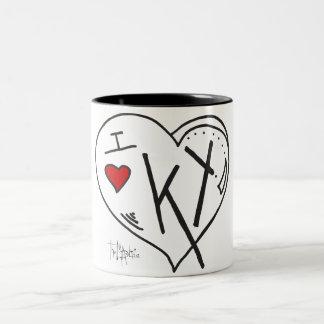"""""""Amo taza de Kentucky"""""""
