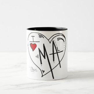 """""""Amo taza de Massachusetts"""""""