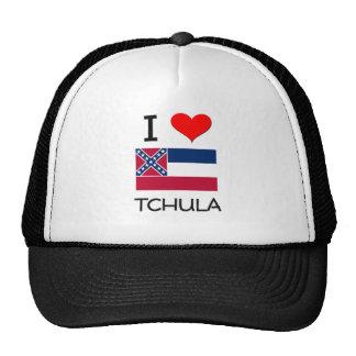 Amo Tchula Mississippi Gorras De Camionero