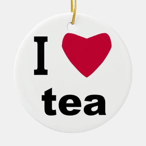 Amo té ornamentos para reyes magos
