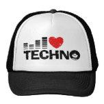 Amo Techno Gorros