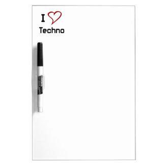 Amo Techno Tableros Blancos