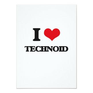 Amo TECHNOID Anuncios