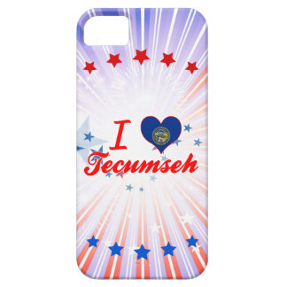 Amo TECUMSEH, Nebraska iPhone 5 Coberturas