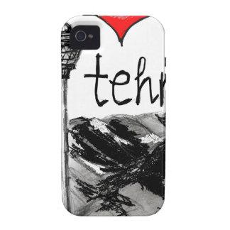 Amo Teherán Case-Mate iPhone 4 Carcasa