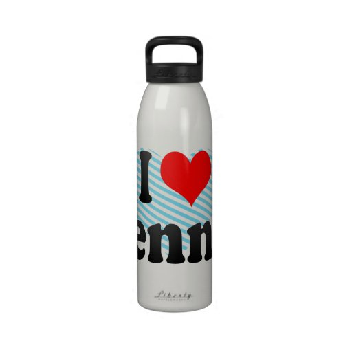 Amo tenis botella de beber