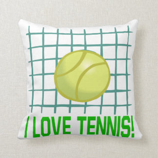 Amo tenis cojin