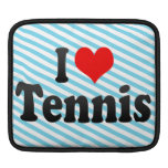 Amo tenis funda para iPads