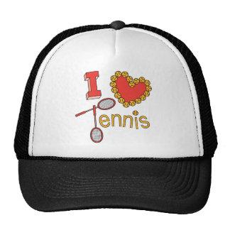 Amo tenis gorras de camionero
