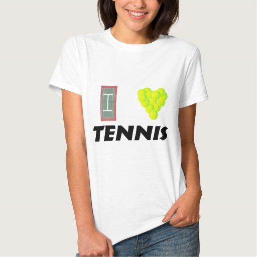 Amo tenis remeras