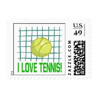 Amo tenis sellos