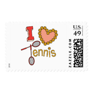 Amo tenis franqueo