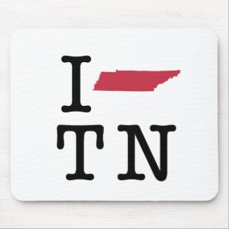 Amo Tennessee Tapete De Ratones