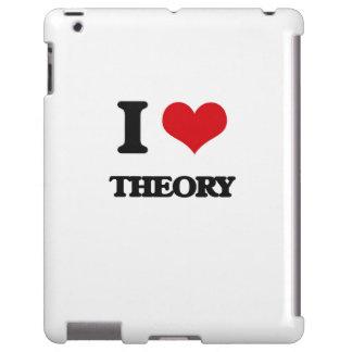 Amo teoría funda para iPad